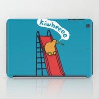 kiwi iPad Cases featuring Kiwi by Picomodi