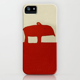 Tapir iPhone Case
