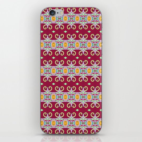 Mix&Match Indian Summer 02 iPhone & iPod Skin