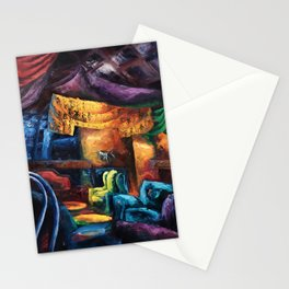 """Opus"" Painting (Reworked, Final Version) Stationery Cards"