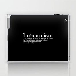 Humanism Laptop & iPad Skin