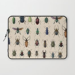 Insects, flies, ants, bugs Laptop Sleeve