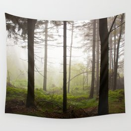 Foggy Day Wall Tapestry