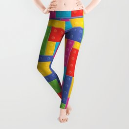 Building Blocks LG Leggings