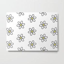 Flower Power #1 Metal Print