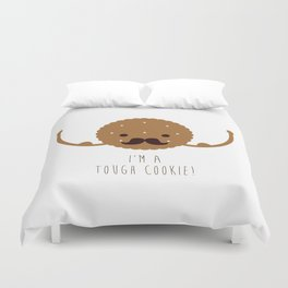 Tough Cookie Duvet Cover
