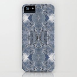Carrowkeel blue iPhone Case