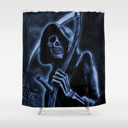 DEATH Shower Curtain