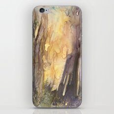 Forest FIRE! iPhone & iPod Skin