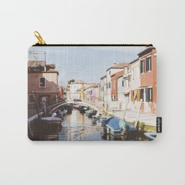 Sunny afternoon in Burano Carry-All Pouch