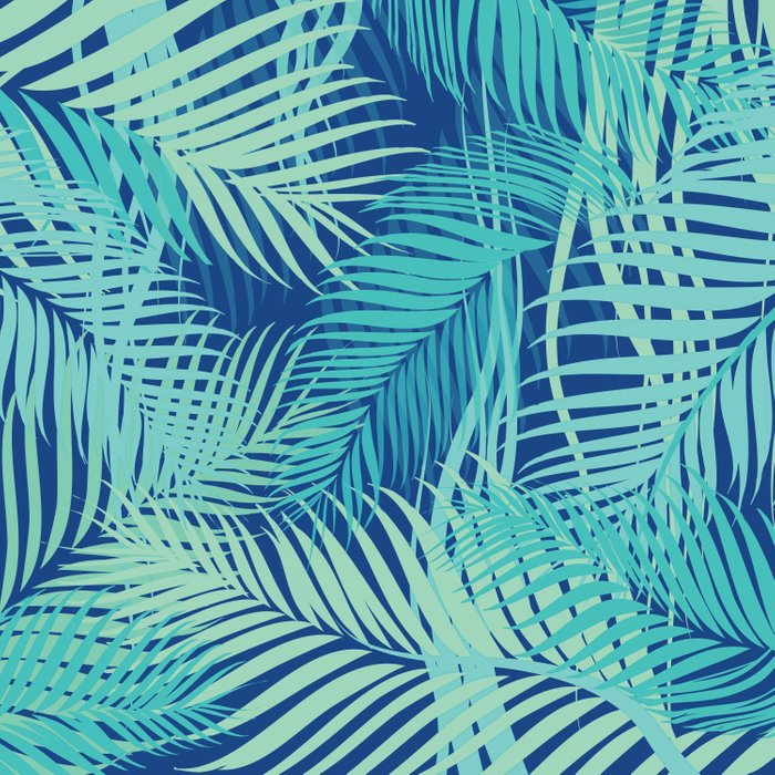 Ferns Comforters