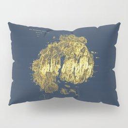 Mt. Desert Island 1875 Pillow Sham