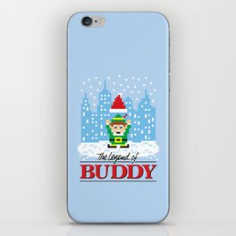 The Legend of Buddy iPhone Skin