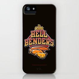 The Ozark Hellbenders iPhone Case