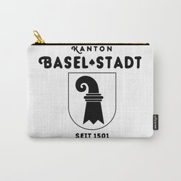 Canton of Basel-Stadt Carry-All Pouch