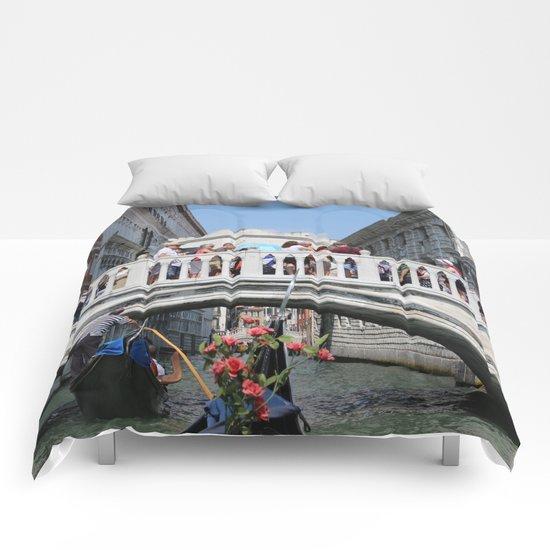 Italy Venice Comforters