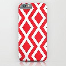 Red Diamond iPhone 6s Slim Case