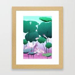 River of Gods Framed Art Print