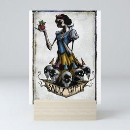 Snow White - Disnee Darkness Series Mini Art Print