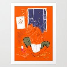 anthropology Art Print
