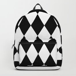 Zeppeli Pattern Backpack