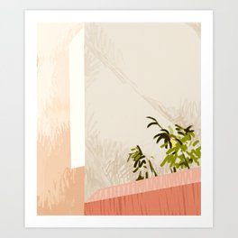 Lazy Afternoon Art Print
