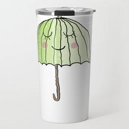 cute UMBRELLA Travel Mug