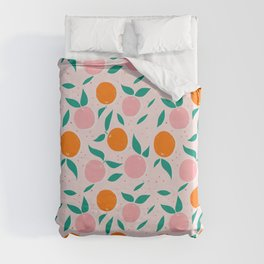 vitamin C Duvet Cover