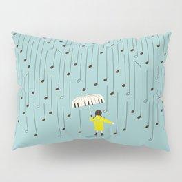 Singing in the Rain v2 Pillow Sham