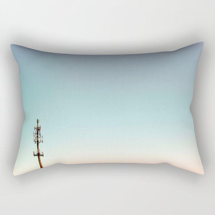 Communication Rectangular Pillow