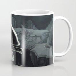 Whalien Coffee Mug
