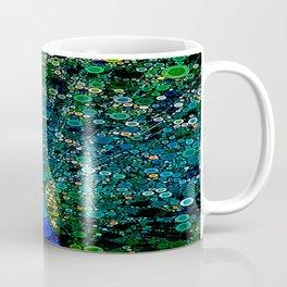 :: Peacock Caper :: Coffee Mug