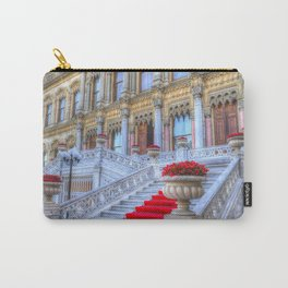 Ciragan Palace Istanbul Red Carpet Carry-All Pouch