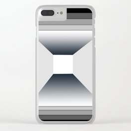 Walled In Clear iPhone Case