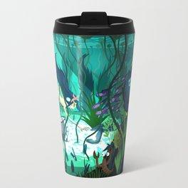 Spying on the Ama Diver Travel Mug