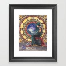 Princess Pluto Framed Art Print