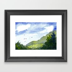 Joyous... Framed Art Print