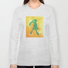 High Res Bold and Brash Repaint Painting Long Sleeve T-shirt
