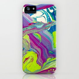 Spring II iPhone Case