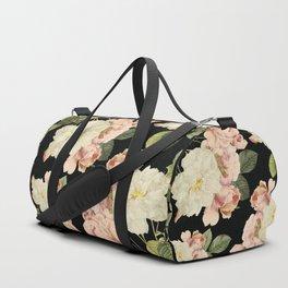 Flora temptation - night Duffle Bag