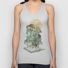 Jungle Book Unisex Tank Top