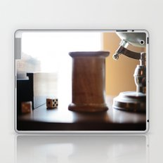 Library Shelves II Laptop & iPad Skin
