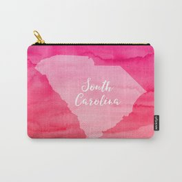 Sweet Home South Carolina Carry-All Pouch
