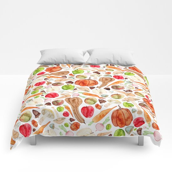 Fruit and Vegetables  Comforters