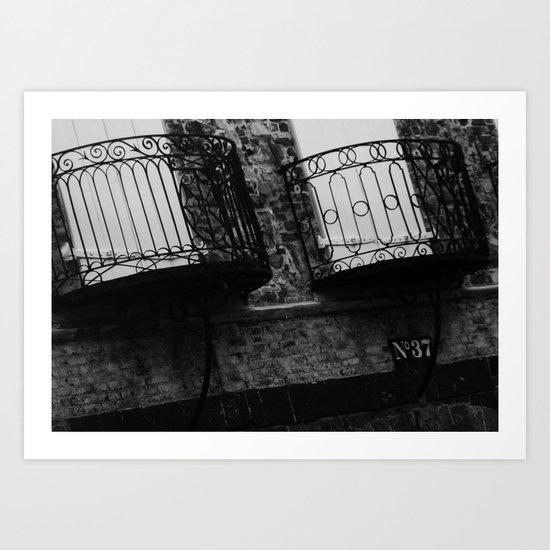 No 37 Art Print