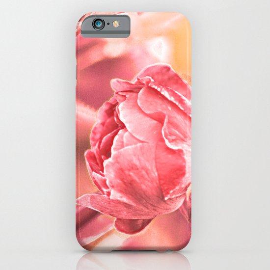 Vintage rose. iPhone & iPod Case