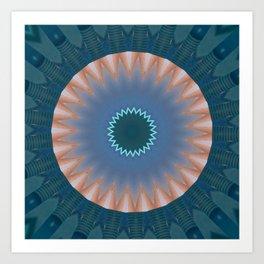 Some Other Mandala 143 Art Print