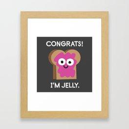 Berry Impressive Framed Art Print