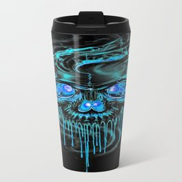 Winter Ice Skeletons Travel Mug
