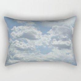 Dream Clouds Rectangular Pillow